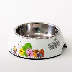 강아지 밥그릇 하루의 냠냠식기A 소형 160ml