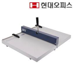 오시기 HBO-130 수동접지 오시선 접지기 종이접는기계