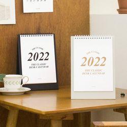 2022 워너디스 클래식 데스크 캘린더 A5 (세로형)