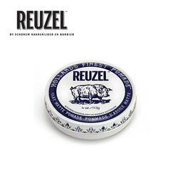 REUZEL 리우젤 포마드 헤어왁스 클레이 매트