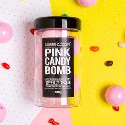 핑크캔디밤 - 거품입욕제
