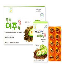 씨더블앤비팜 철원여주 환 10구x3(75g)/박스