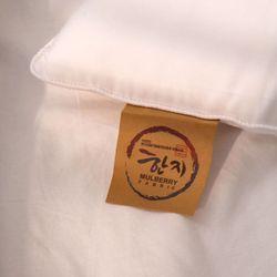 휴보스 디바코 천연 한지 베개 솜&커버 세트 (40x60)
