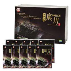 광천우리맛김 재래전장김 20g x 10봉