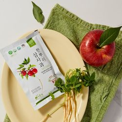 새싹나라 한뿌리 삼사과 110ml(30입)