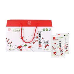 새싹나라 충주 사과 생주스 110ml(30입)