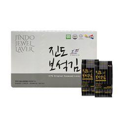 제이디글로벌 진도보석김 3단 도시락김 5gx54봉