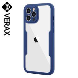아이폰8 범퍼 투명 하드 심플 젤리 케이스 P642