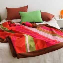 극세사 벨보아 대형 담요 블랭킷 싱글 네스타스가든 (144x200)
