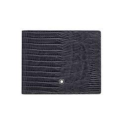 몽블랑 지갑 리자드 반지갑 116287