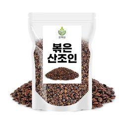 볶은 산조인 250g 산조인차 산조인탕 묏대추 멧대추 씨