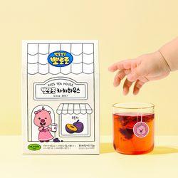 뽀로로 차차하우스 푸룬차 (15티백) 아기물
