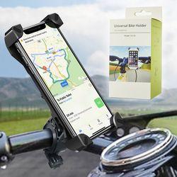 강력 자전거 핸드폰 거치대 오토바이 휴대폰 스마트폰