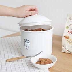 간식 견과류 커피 강력 밀폐보관 Jar 캐니스터 2.8L