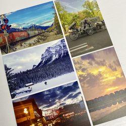 Pictours 북미 엽서 SET