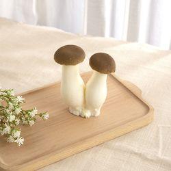 송이 버섯 모형 1P