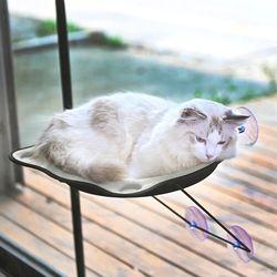 창문 부착 고양이 아지트 윈도우 해먹 2종