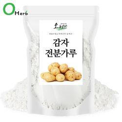 감자전분 감자가루 1kg(500gx2)