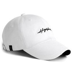21 HIGHLAND CAP WHITE