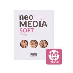 네오 프리미엄 미디어 여과재 소프트(약산성) M 5L