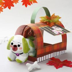 가을강아지하우스만들기(1개)반려동물만들기세트