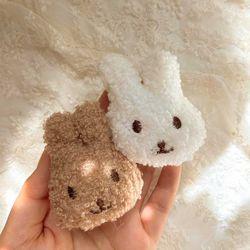 뽀글뽀글 토끼 스마트톡