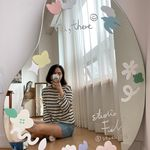 리무버블 유리창 윈도우 창문 스티커 시즌2 4type