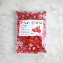 더프룻 냉동과일 딸기 1kg 아침대용