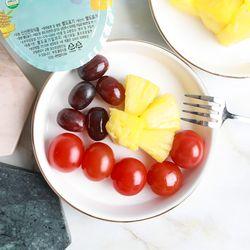 더프룻 아침대용 냉장컵과일 파방포 100g 한컵과일 생일파티
