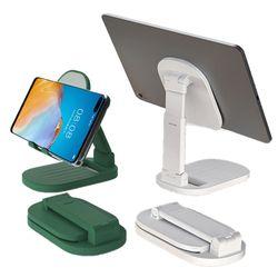 스마트폰 태블릿 각도 높이조절 접이식 휴대용 거치대