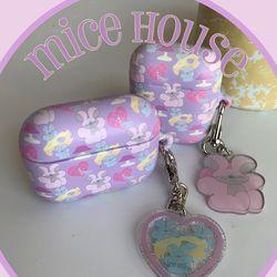 mice house airpods case (하드에어팟케이스)