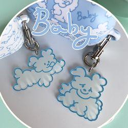 baby key ring (키링)