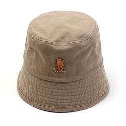 GD Thunder Beige Drop Heavy Bucket Hat