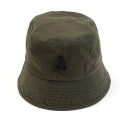 GD Thunder Khaki Drop Heavy Bucket Hat