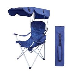 [Peanut] 피넛 캠핑 휴대용 접이식 그늘막 의자