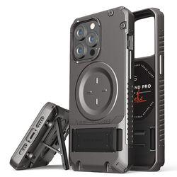 아이폰 13 프로 케이스 마그네틱 거치대 퀵스탠드프로
