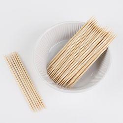 [무료배송] 대나무 산적꽂이 (소) 10cm 50P 10세트