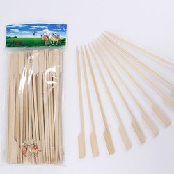 [무료배송] 대나무 손잡이꽂이 (대) 18cm 50P 4세트
