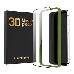 아이폰13  13프로 풀커버 강화유리 액정보호필름 3D 마스터피스