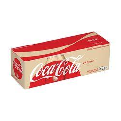 Coca-Cola 바닐라 코크 355ml 12캔 코카콜라 Vanilla