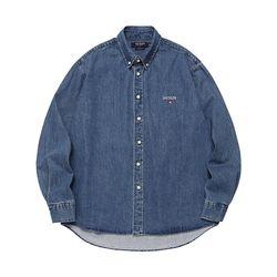 Signature Basic Denim Shirt (denim)
