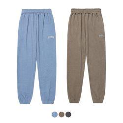 Faded Jogger Pants (3color)