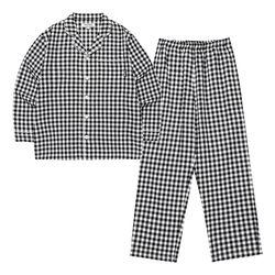 Chood Pajamas Set (black)