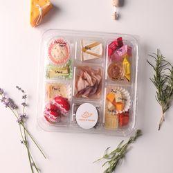치즈인더박스 스페셜 치즈 플래터 (본품 + 크래커)