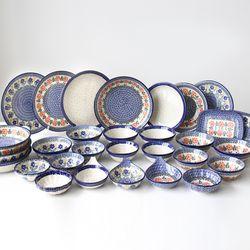 폴란드그릇 아티스티나 예쁜그릇 6인조홈세트119661c