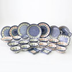폴란드그릇 아티스티나 예쁜그릇 6인조홈세트1744560
