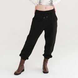 TLT JOGGER SWEAT PANTS BLACK