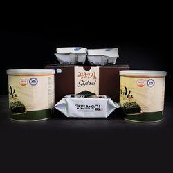 실속만점 광천 김 선물세트 프리미엄 2호