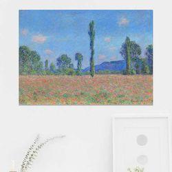 주문제작 액자 Monet Giverny1890  841x594x30mm