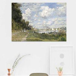 주문제작 액자 Monet Bassin dargenteuil 841x594x30